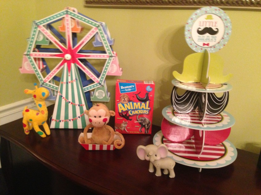 Extraordinar Ferris Wheel Cupcake Holder For Carnival Party With Ferris Wheel Cupcake Stand