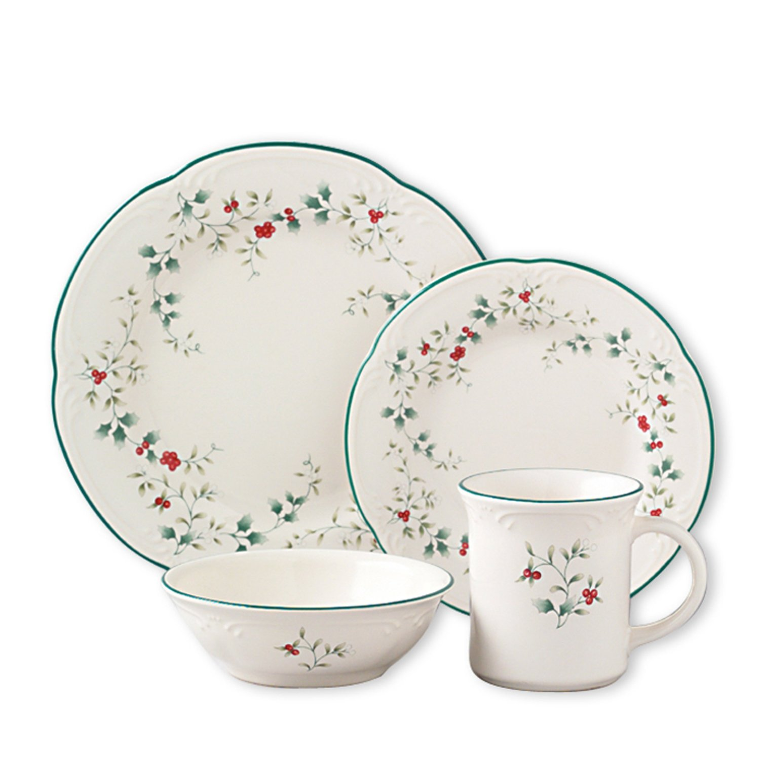Extraordinary Christmas Dinnerware For Christmas Decorating Ideas With Christmas Dinnerware Sets Clearance  sc 1 st  Straydogrecordingco.com & Kitchen \u0026 Dining Sets: Extraordinary Christmas Dinnerware For ...