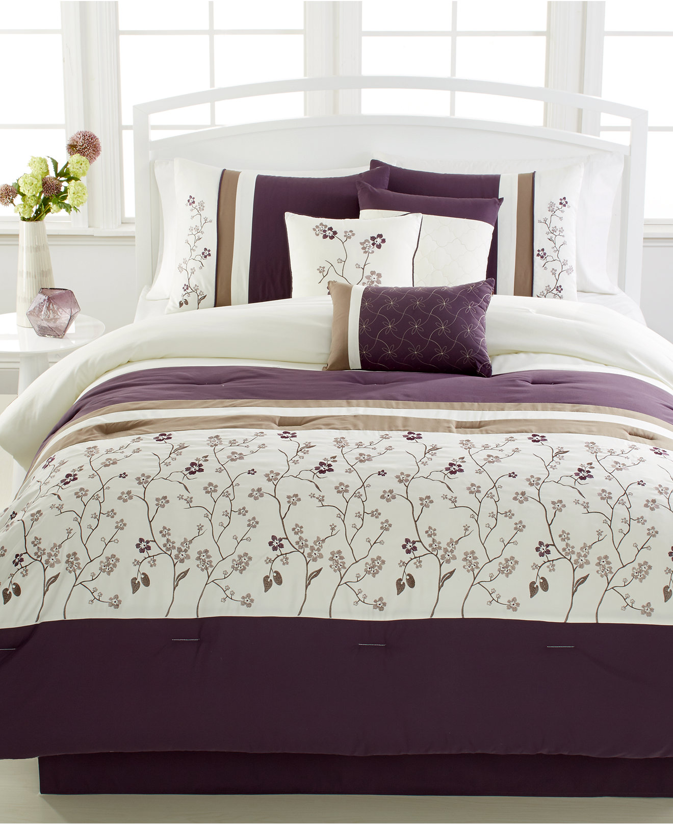 Extraordinary comforters sets for bedroom design with queen comforter sets