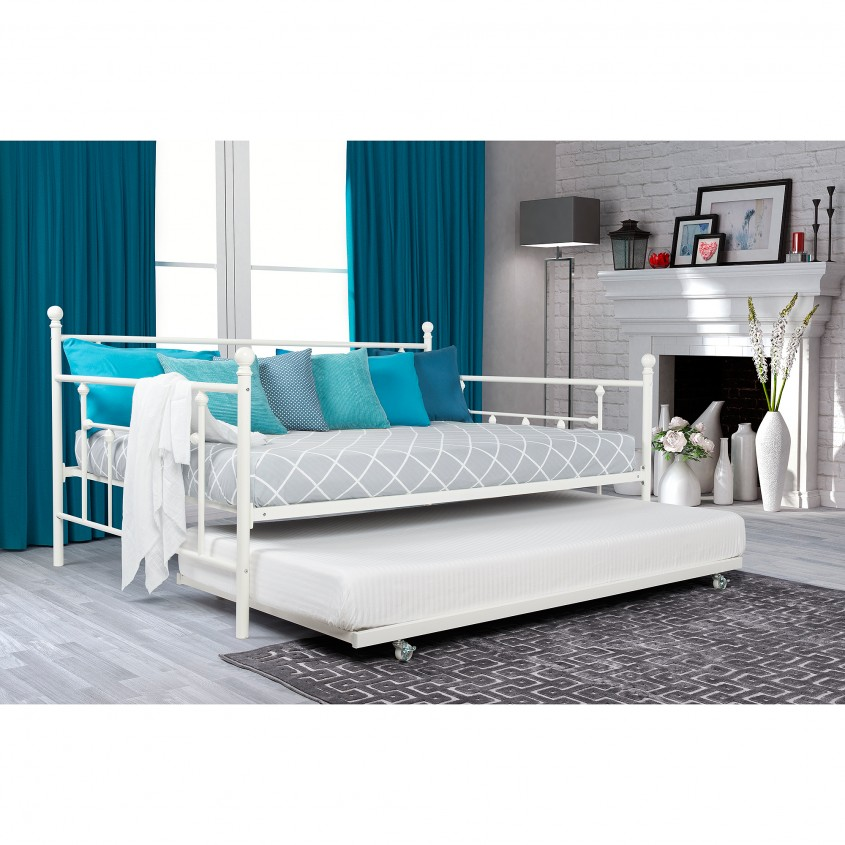 Extraordinary Full Size Daybed For Home Furniture Ideas With Full Size Daybed With Trundle And Full Size Daybed Frame