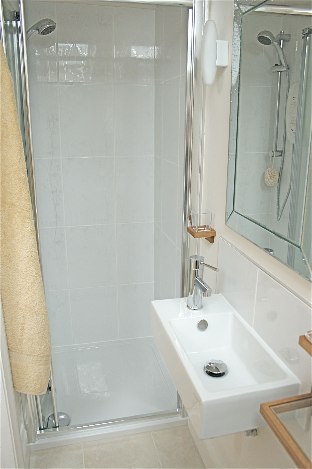 bathroom shower insert ideas