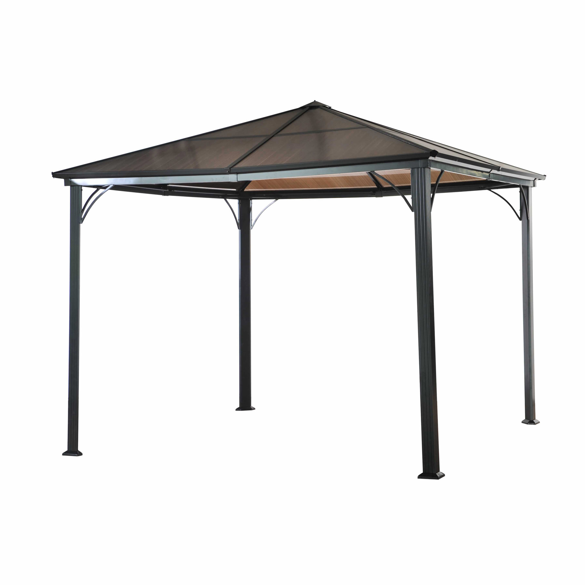 Extraordinary sunjoy gazebo for garden ideas with sunjoy hardtop gazebo and sunjoy grill gazebo