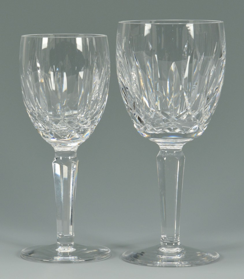 Fabulous Waterford Crystal Patterns For Dining Sets Ideas With Waterford Crystal Glass Patterns