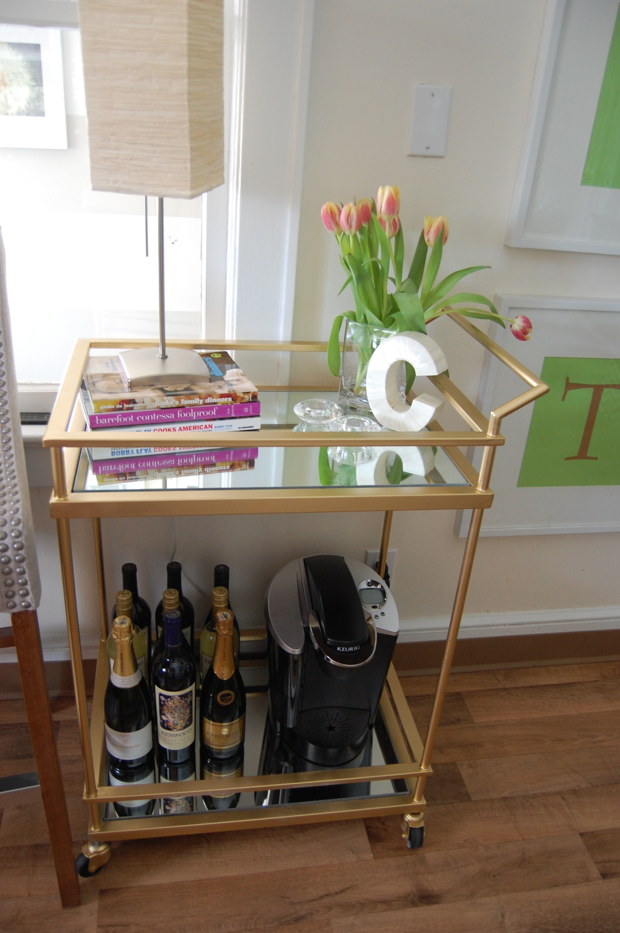 Fantastic bar carts for bar furniture ideas with gold bar cart and diy bar cart