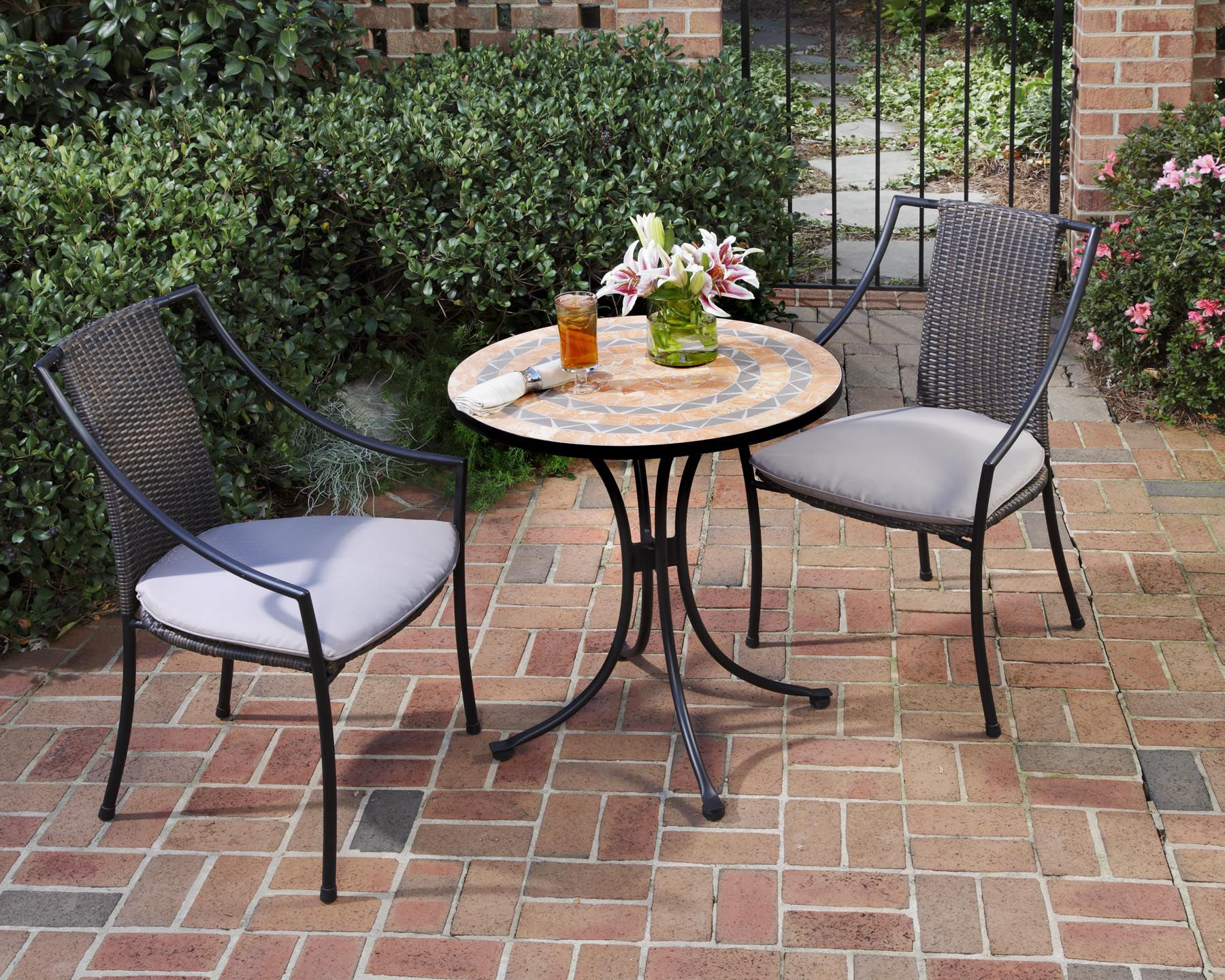 Fantastic bistro table and chairs for home furniture ideas with outdoor bistro table and chairs