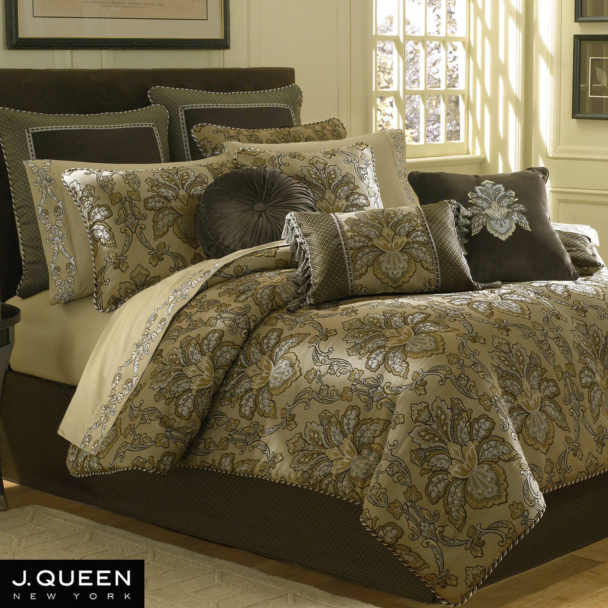 Fantastic damask bedding for bed decorating ideas with damask bedding set and damask crib bedding