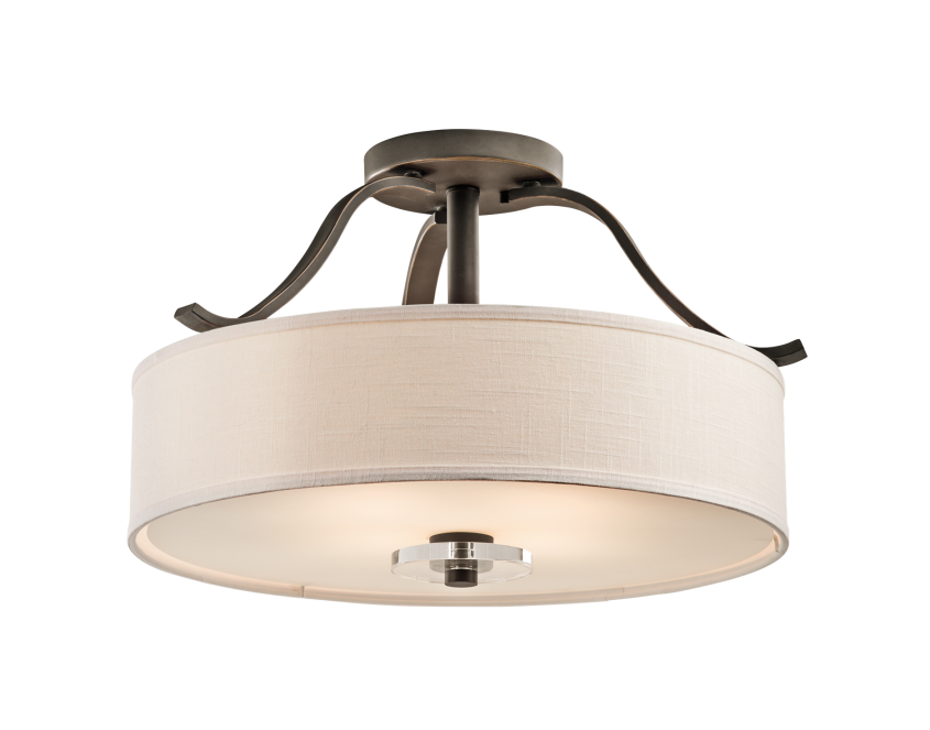 Fantastic Semi Flush Ceiling Light For Home Lighting Design With Brushed Nickel Semi Flush Ceiling Light