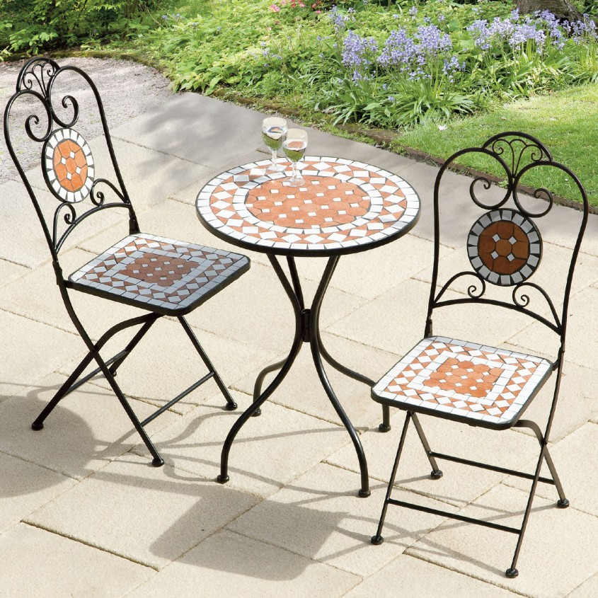 Fascinating Bistro Table And Chairs For Home Furniture Ideas With Outdoor Bistro Table And Chairs