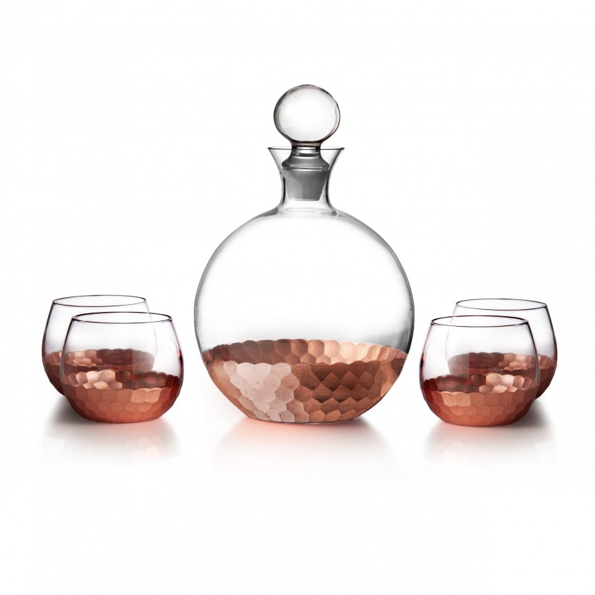 Fascinating Decanter Set For Dining Sets Ideas With Crystal Decanter Set