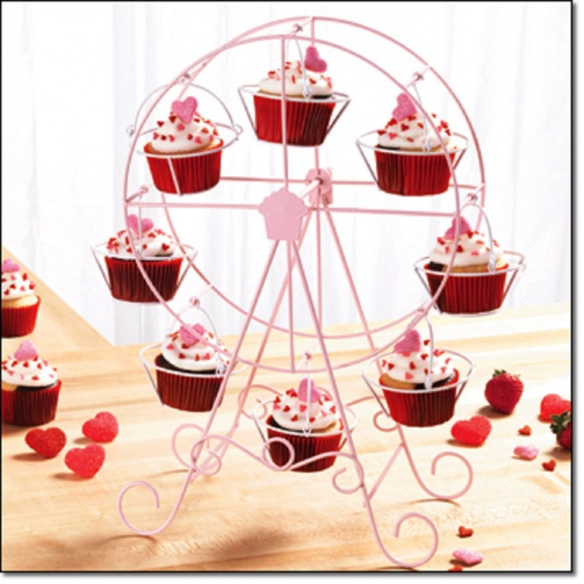 Fascinating Ferris Wheel Cupcake Holder For Carnival Party With Ferris Wheel Cupcake Stand
