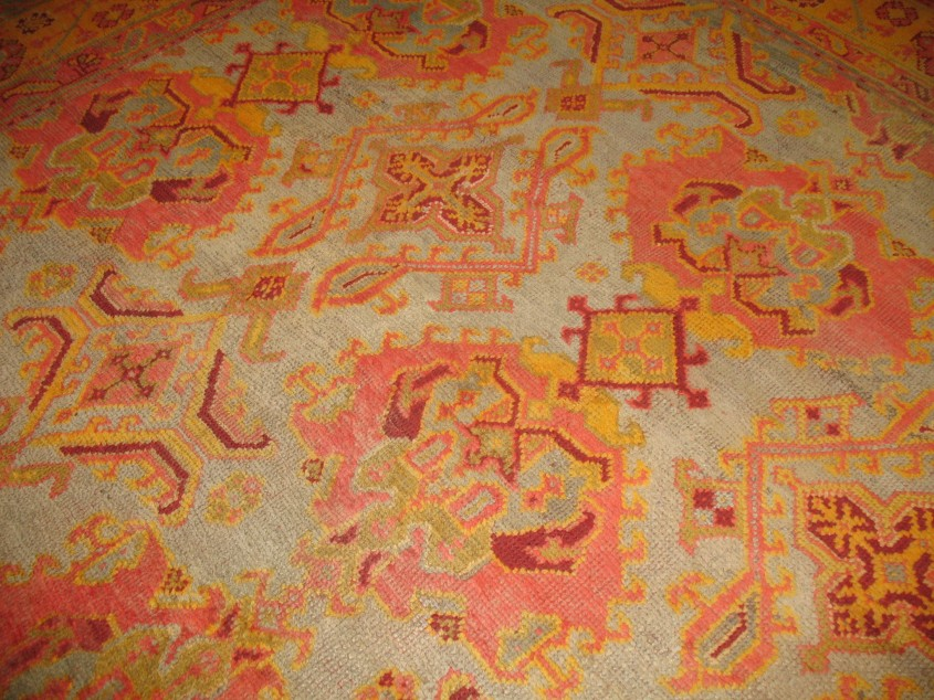 Fascinating Oushak Rugs For Floorings And Rugs Ideas With Antique Oushak Rugs