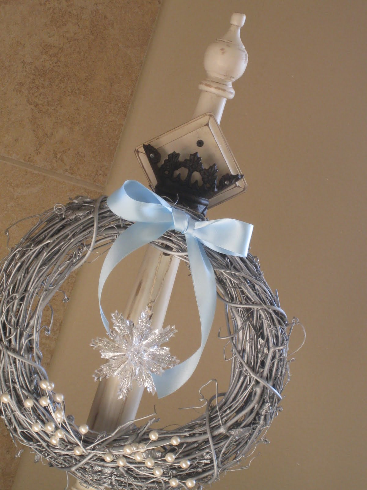 Fresh wreath hanger for home decor ideas with magnetic wreath hanger