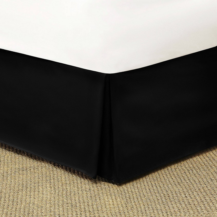 Gorgeous Bedskirts For Bedroom Design With Daybed Bedskirt