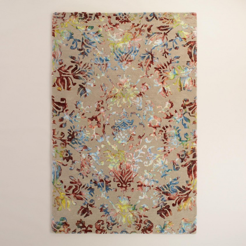 Gorgeous Wool Area Rugs For Floor Decor Ideas With Modern Wool Area Rugs