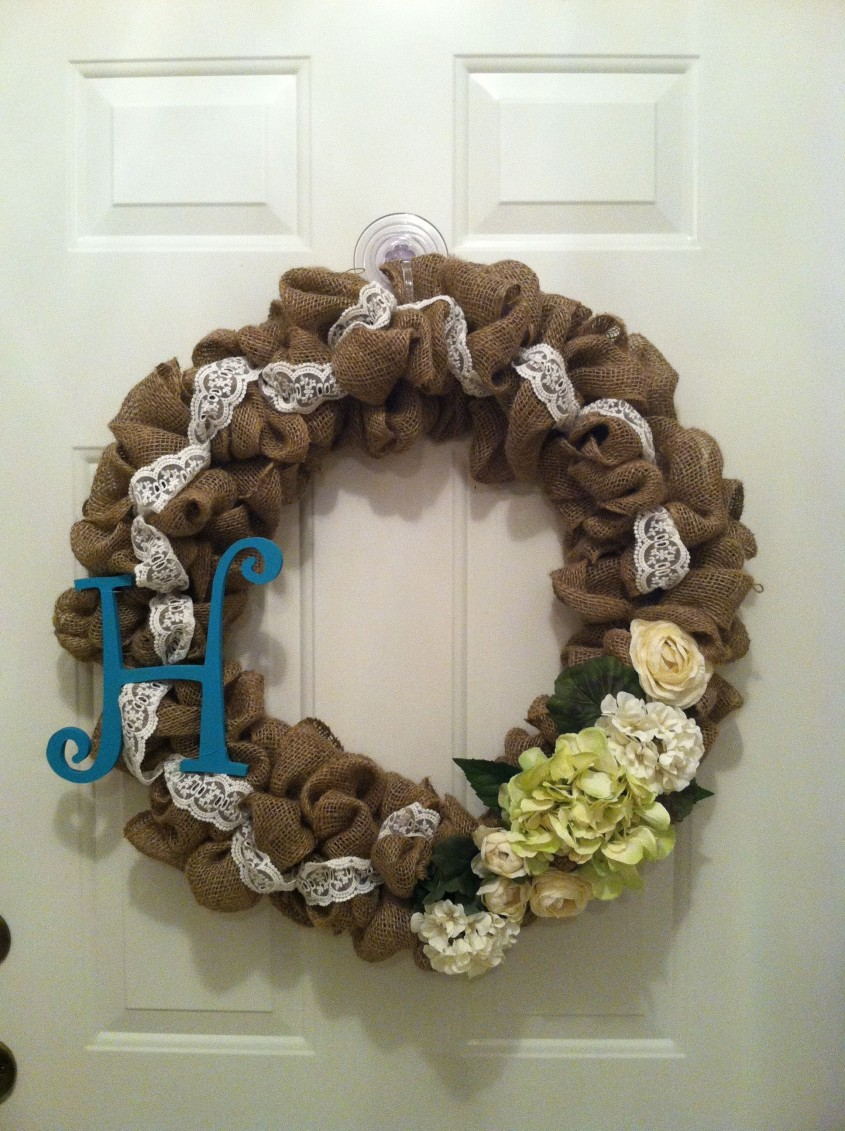 Gorgeous Wreath Hanger For Home Decor Ideas With Magnetic Wreath Hanger