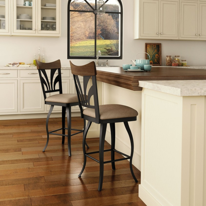 Great Amisco Bar Stools For Kitchen Furniture Ideas With Amisco Counter Stools