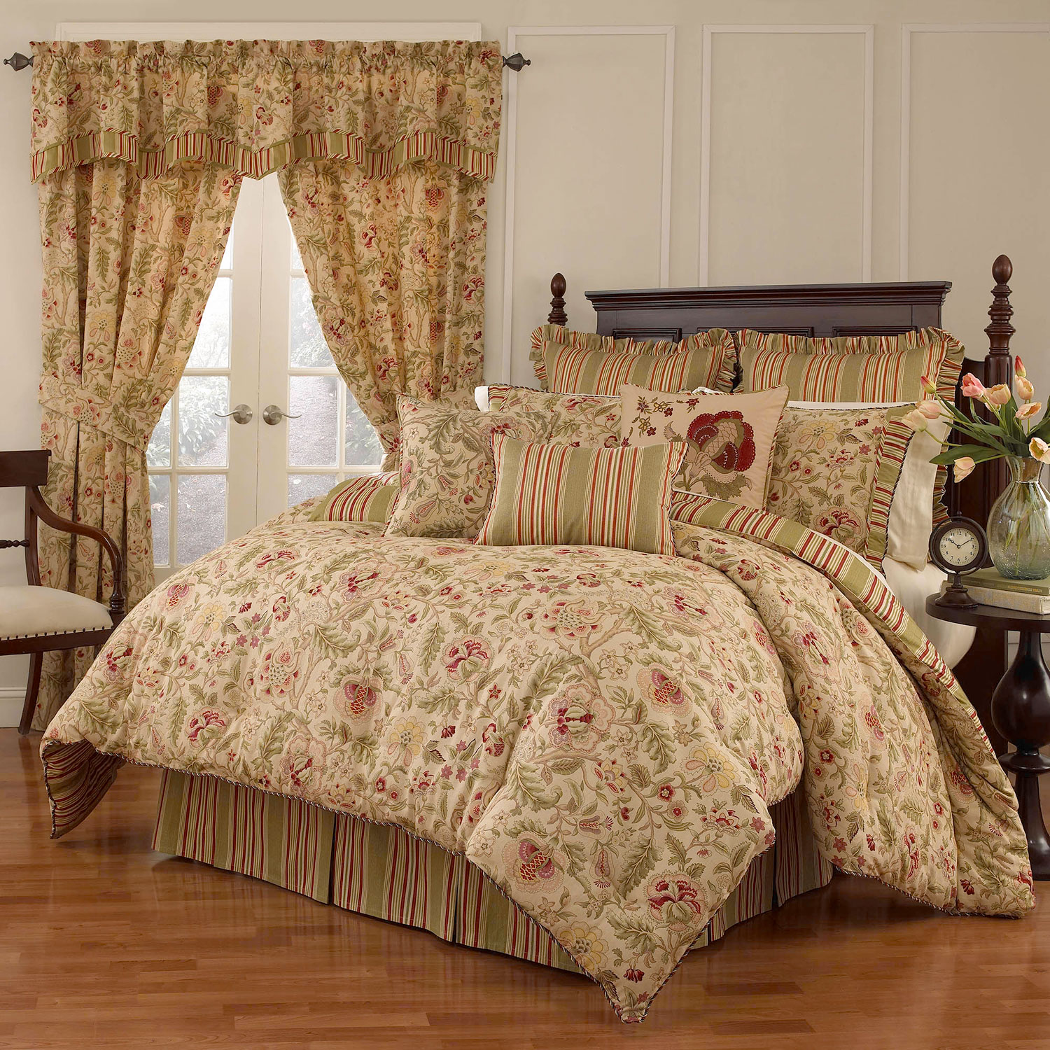 Great comforters sets for bedroom design with queen comforter sets
