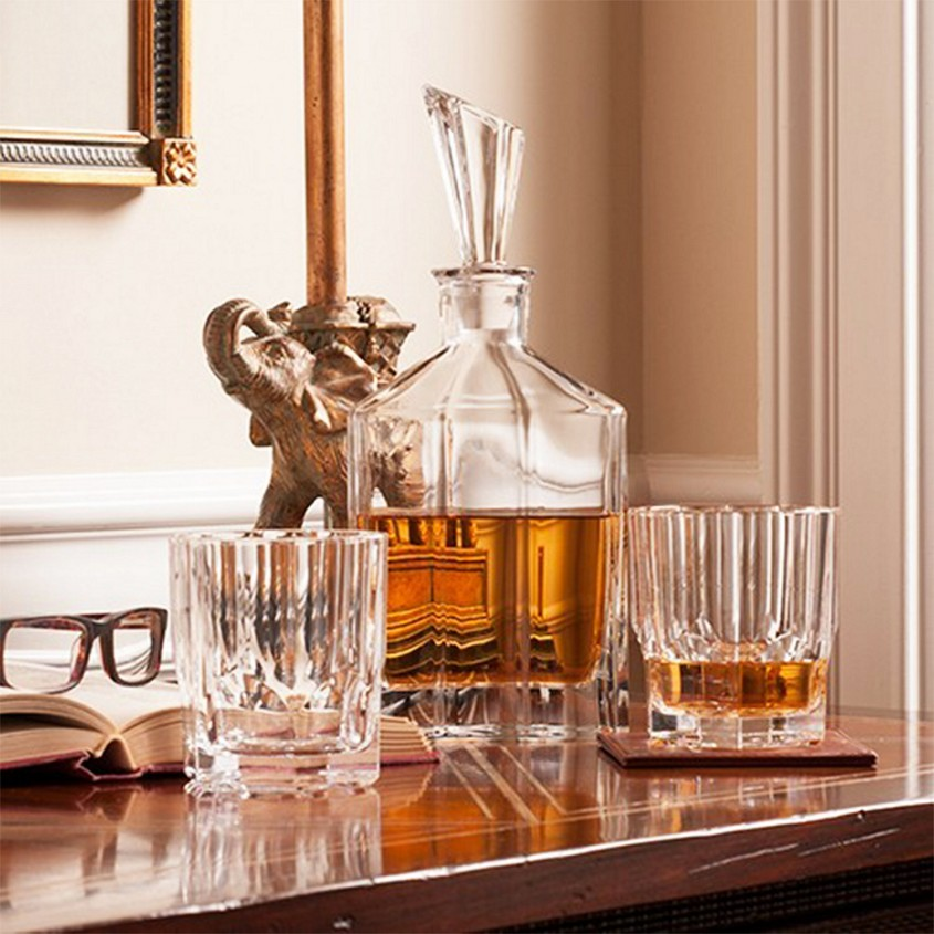 Great Decanter Set For Dining Sets Ideas With Crystal Decanter Set