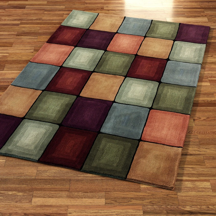 Great Wool Area Rugs For Floor Decor Ideas With Modern Wool Area Rugs