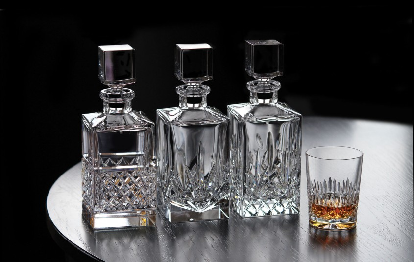 Incredible Decanter Set For Dining Sets Ideas With Crystal Decanter Set
