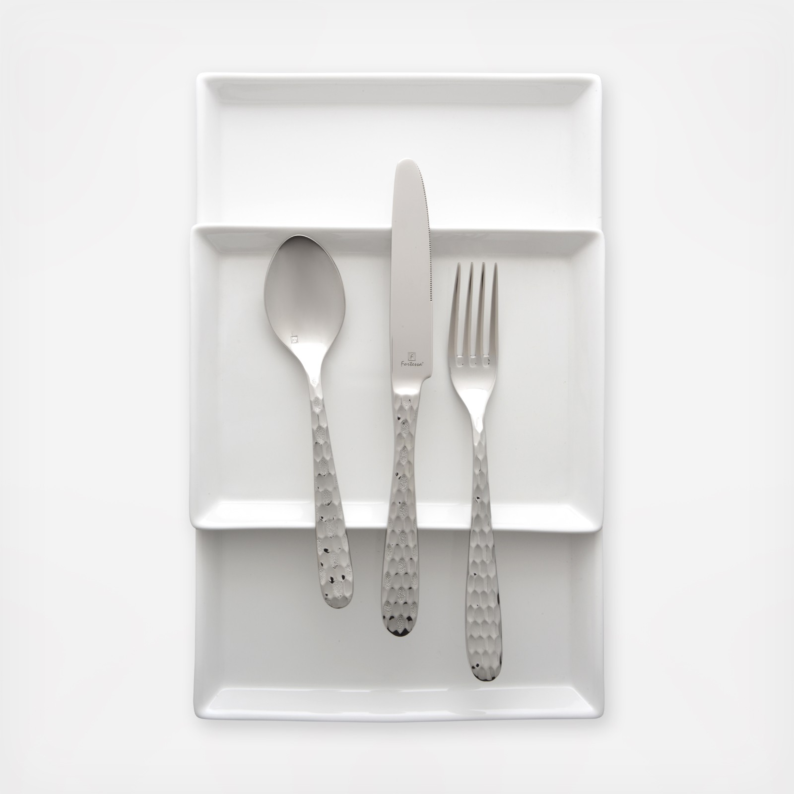 Incredible fortessa flatware for kitchen and dining sets with fortessa silverware