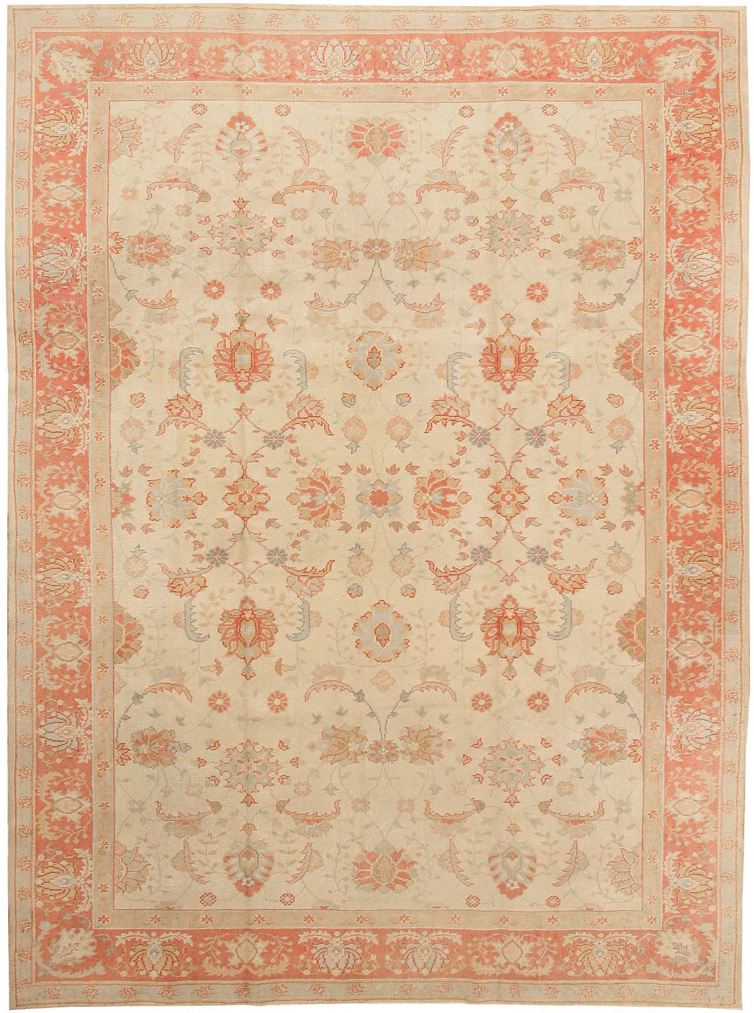 Incredible oushak rugs for floorings and rugs ideas with antique oushak rugs