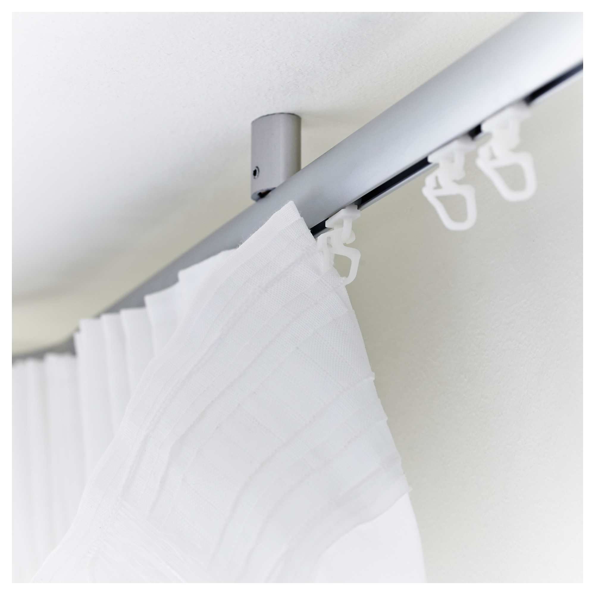 Inspiring ikea curtain rods for home decor ideas with ikea double curtain rod and ceiling curtain rods ikea