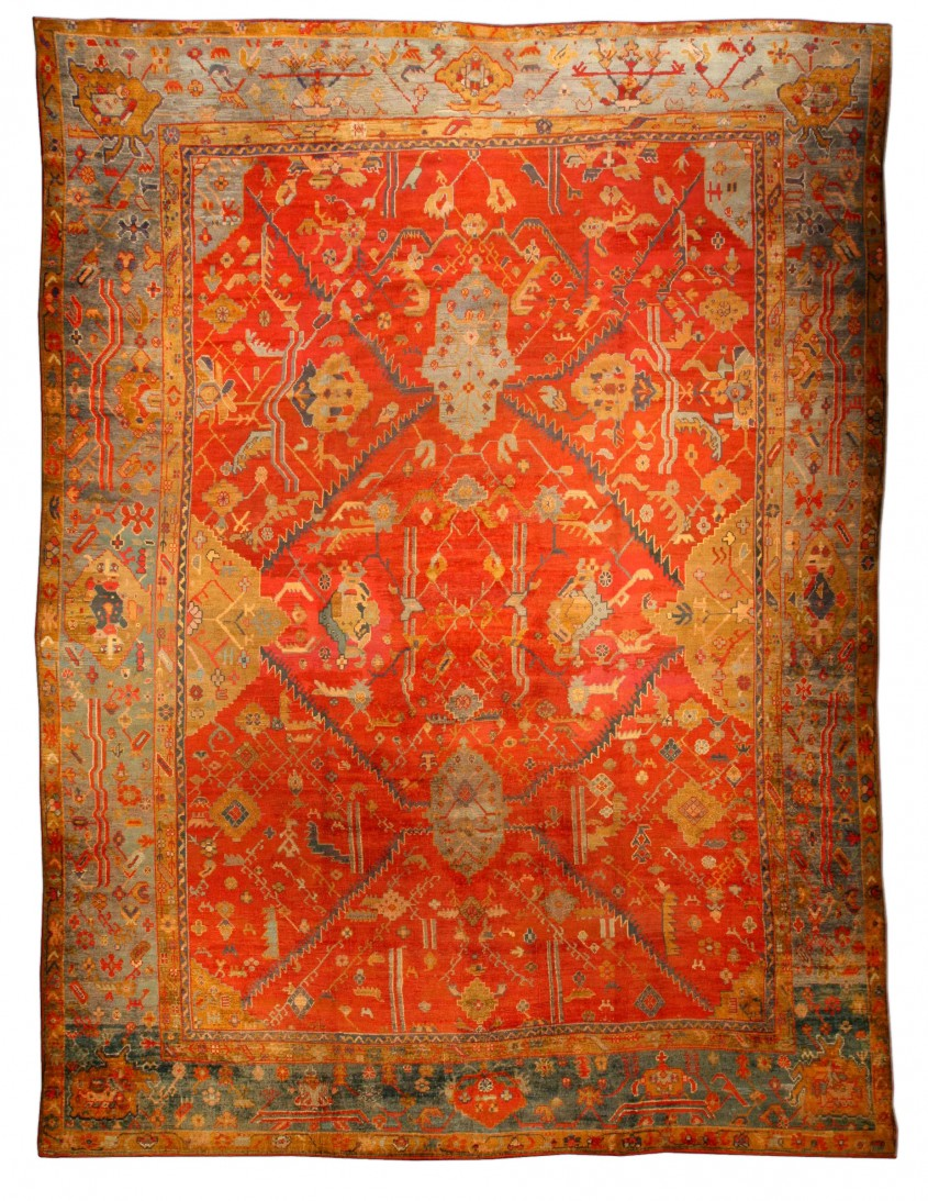 Inspiring Oushak Rugs For Floorings And Rugs Ideas With Antique Oushak Rugs