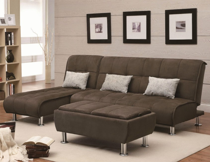 Interesting Black Leather Sectional For Elegant Living Room Design With Black Leather Sectional Sofa