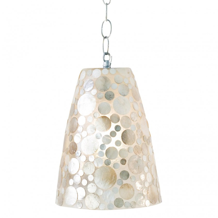 Interesting Capiz Chandelier For Home Lighting Design With Rectangular Capiz Chandelier