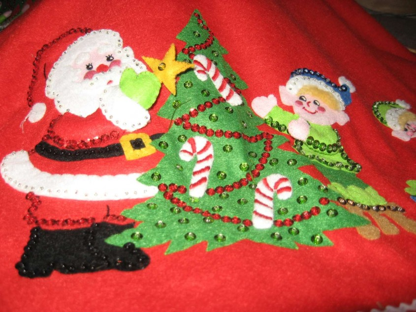 Interesting Christmas Tree Skirts For Christmas Ideas With Christmas Tree Skirt Pattern