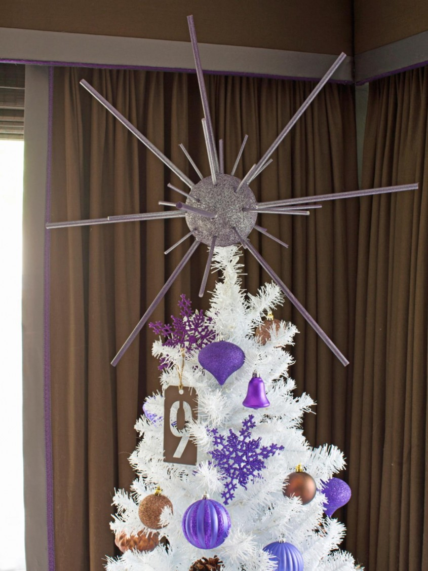 Interesting Christmas Tree Topper For Christmas Decor Ideas With Unique Christmas Tree Toppers