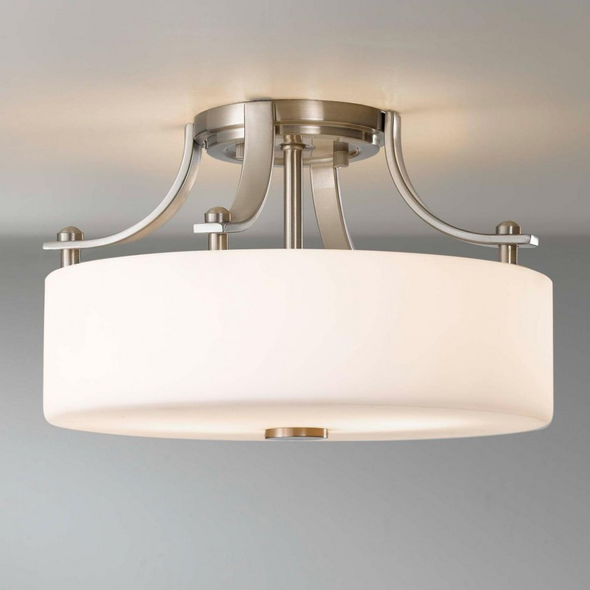 Interesting Flush Mount Lighting For Home Lighting Design With Flush Mount Ceiling Light
