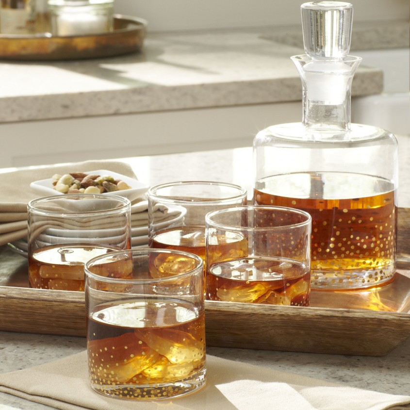 Magnificent Decanter Set For Dining Sets Ideas With Crystal Decanter Set