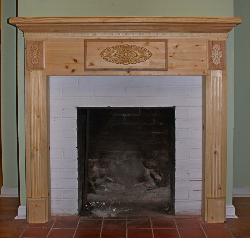 Magnificent Fireplace Mantle For Interior Living Room With Electric Fireplace With Mantle
