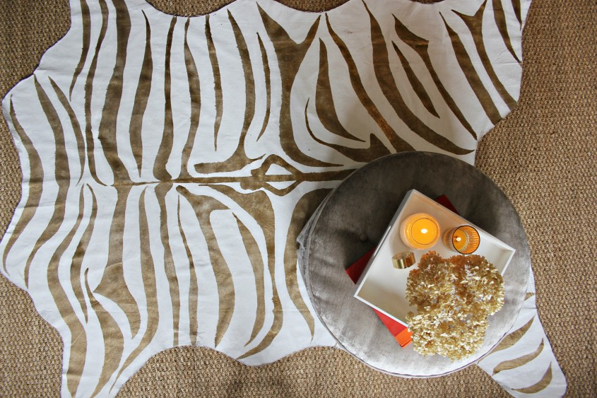 Magnificent Zebra Rug For Floorings And Rugs Ideas With Zebra Skin Rug