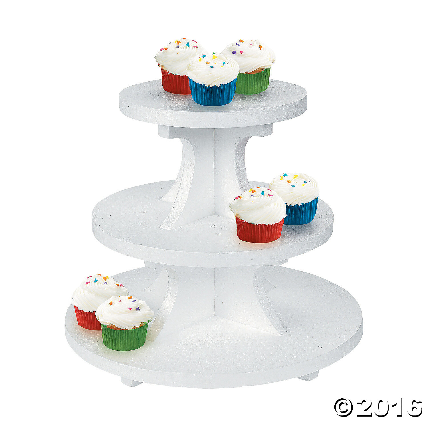 Marvellous ferris wheel cupcake holder for wedding with ferris wheel cupcake stand