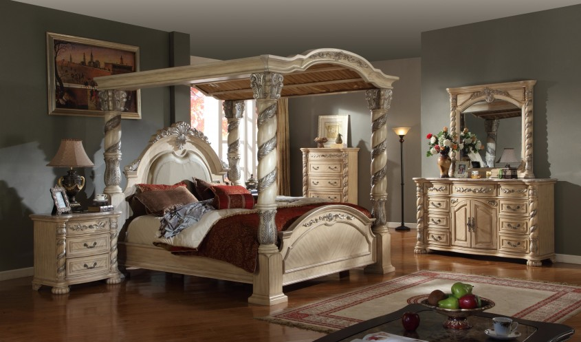 Marvellous King Canopy Bed For Classic Bedroom Ideas With King Size Canopy Bed