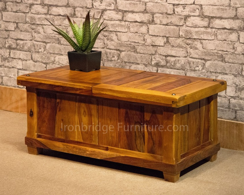 Marvellous Trunk Coffee Table Brick Wall For Classic Home Furniture With Storage Trunk Coffee Table