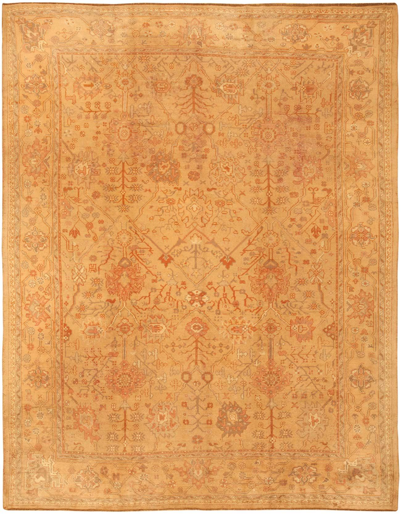 Mesmerizing oushak rugs for floorings and rugs ideas with antique oushak rugs