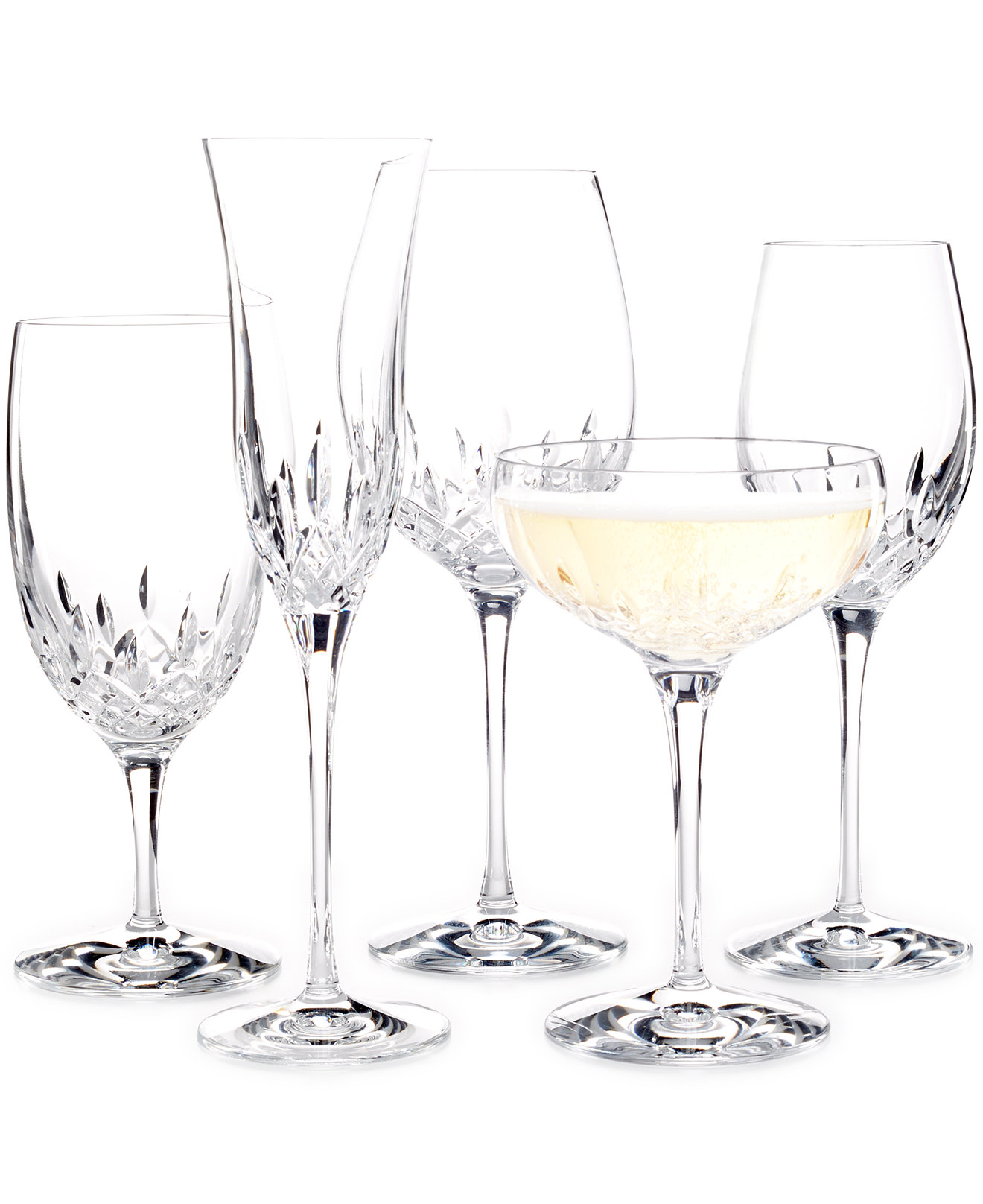 Sophisticated waterford crystal patterns for dining sets ideas with waterford crystal glass patterns